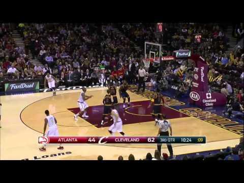 Atlanta Hawks vs Cleveland Cavaliers | November 21, 2015 | NBA 2015-16 Season