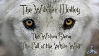The Witcher Medley - The Wolven Storm / The Call of the White Wolf *Cover*