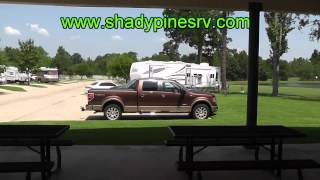 SHADY PINES RV PARK Texarkana Texas