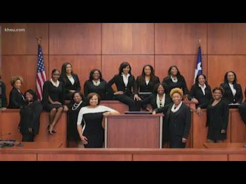 New judges take over Harris County courts