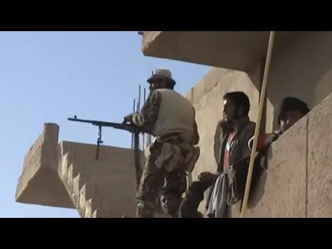 عدسة فرانس24 تنقل معارك -سوريا الديمقراطية- ضد تنظيم -الدولة الإسلامية- في دير الزور