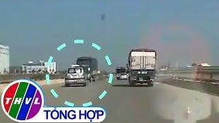 THVL | Chuyện cảnh báo: Buồn ngủ khi lái xe