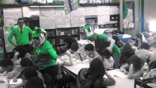 MS 577 Irish Shake
