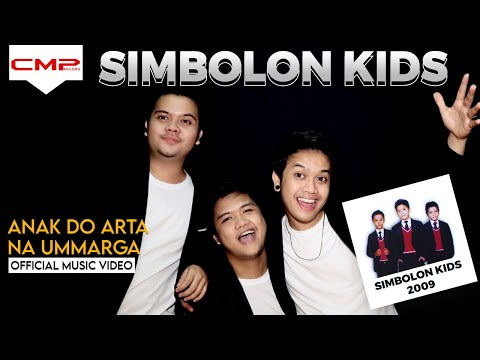 Simbolon Kids - Anak Do Arta Na Ummarga (Official Lyric Video)