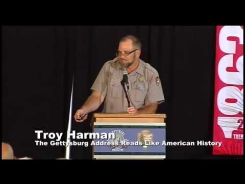 Sacred Trust Talks 2013 - Troy Harman