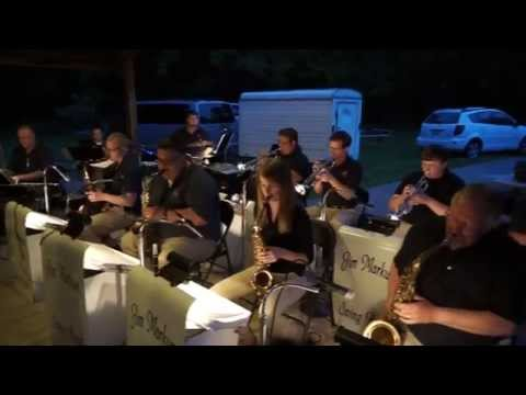 Jim Markum Swing Band WW2 Dance