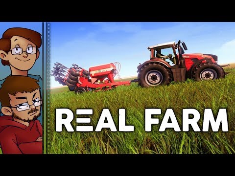 Let's Try Real Farm - Boys Round Here