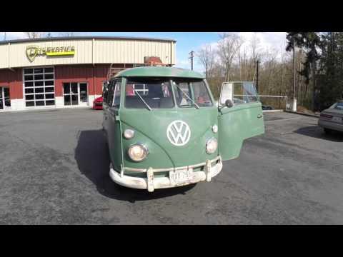 1966 Volkswagen Bus Kombi For Sale