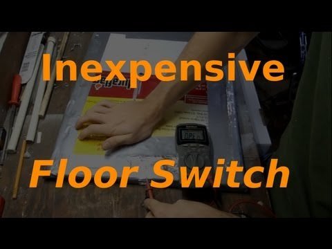 how to make a pressure sensor pad