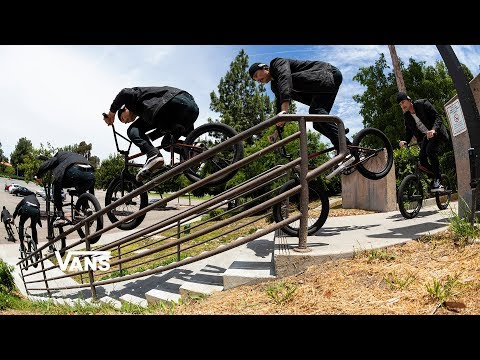 SHIMMER AND HAZE: BTS Experience With Bruno Hoffman, Andrew Castaneda & Calvin Kosovich | BMX | VANS