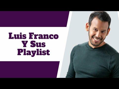 Luis Franco y los playlist indispensables de su vida | Top Cubano