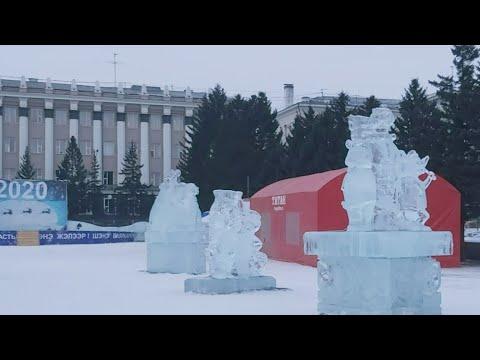 22.02.2020 Площадь Советов.