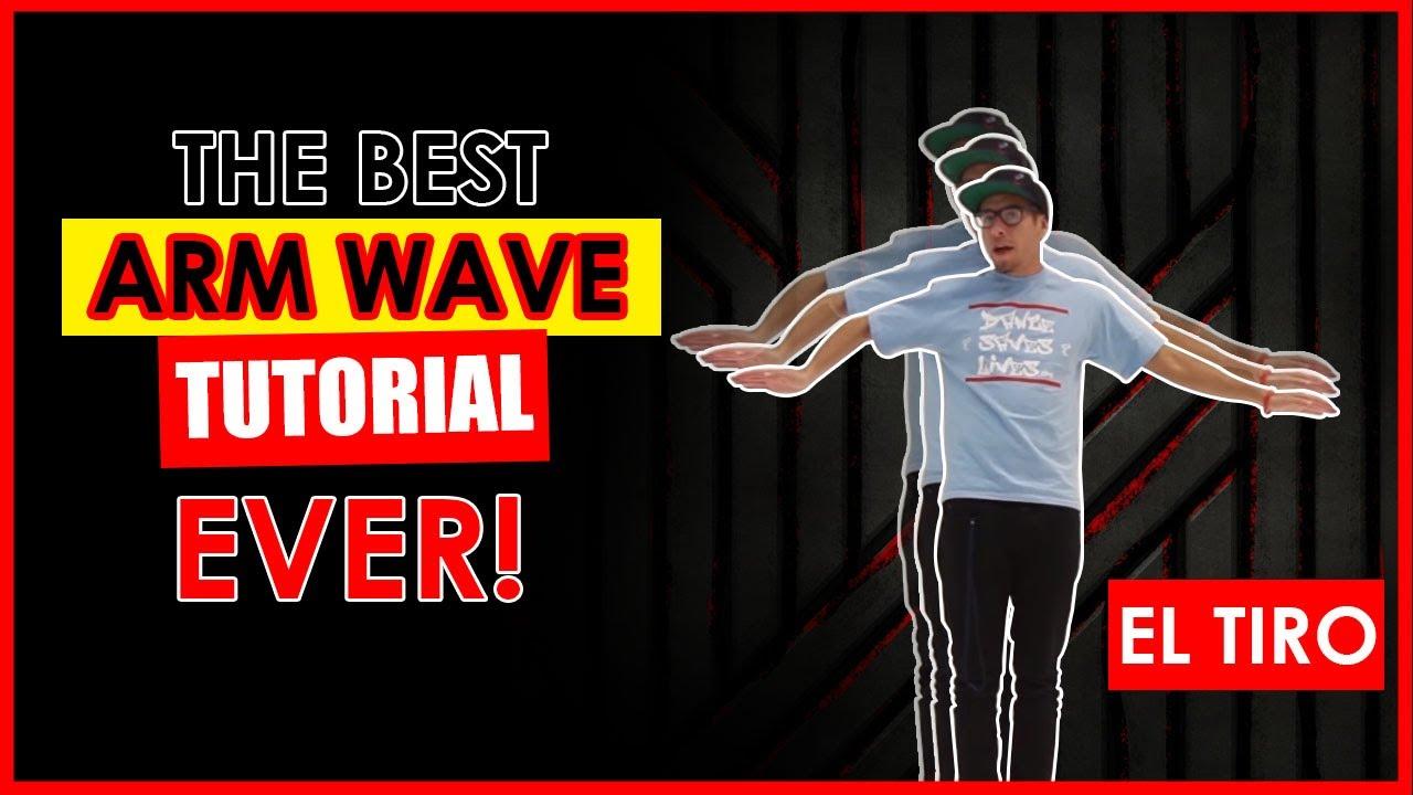 how to do the hip arm dance