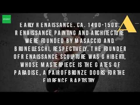 What Is Renaissance Sculpture?