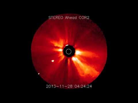 Comet ISON Fizzles