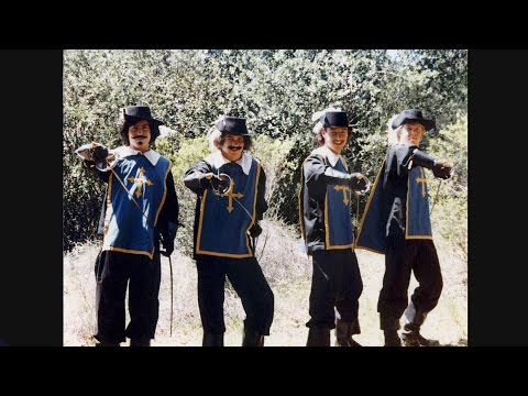 One of the Many Untold Adventures of the Four Musketeers - 1982