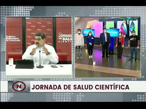 Maduro propone reanudar clases presenciales de forma parcial: pide debate y propuestas