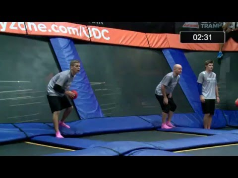 Sky Zone UDC 2015 Quarterfinal: Grand Rapids Dynasty vs Riverside Team Black