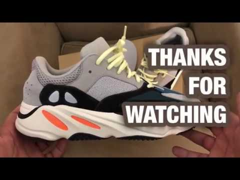 ADIDAS YEEZY BOOST 700 WAVE RUNNER REVIEW AND LEGIT CHECK - YouTube 035138028