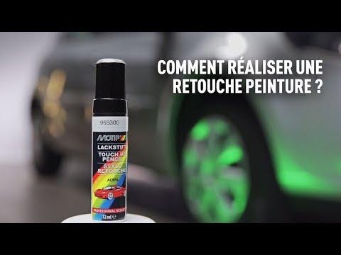 Tuto Comment Realiser Une Retouche Peinture Youtube