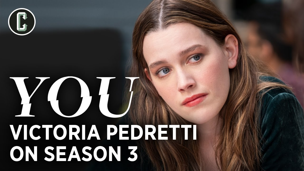 Victoria Pedretti Teases You Season 3 and Hopes of Exploring Love's Hysteria