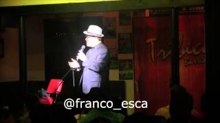 Franco Escamilla.- chiste avión primera parte