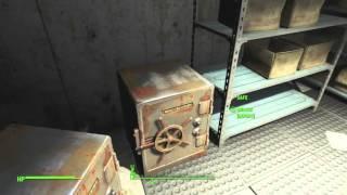 Commonwealth Bank Vault