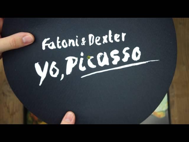 Fatoni & Dexter - Yo, Picasso - Unboxing