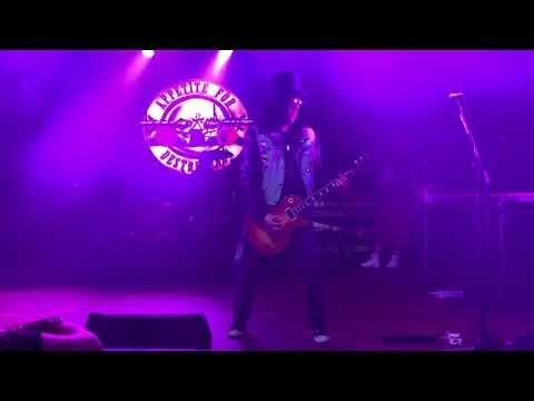 Appetite for Destruction Guns N' Roses tribute band My Michelle Club XL Live 2/22/20 Harrisburg, PA