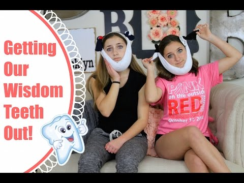 Identical Twins Get Wisdom Teeth Removed   Funny Reactions