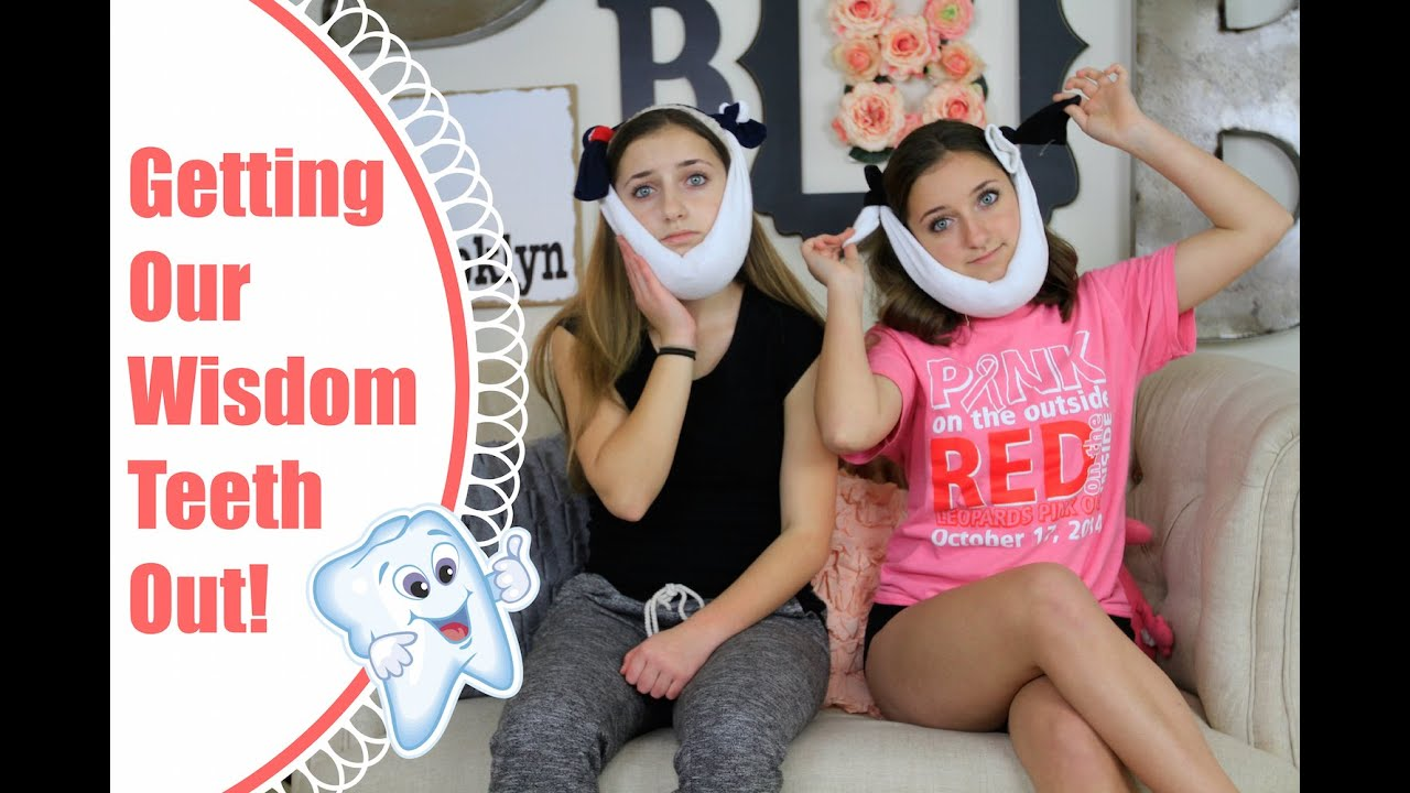 IDENTICAL TWINS Get Wisdom Teeth REMOVED | How Will the Twins React?