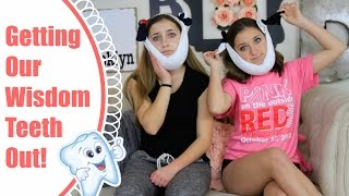 One of Brooklyn and Bailey's most viewed videos: IDENTICAL TWINS Get Wisdom Teeth REMOVED | How Will the Twins React?