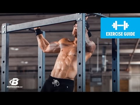 Around The World Pull-Up | Exercise Guide