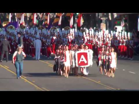 Arcadia HS - The Purple Carnival - 2016 Arcadia Band Review