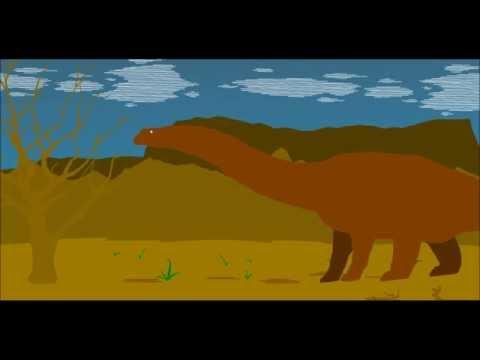 Argentinosaurus vs Giganotosaurus