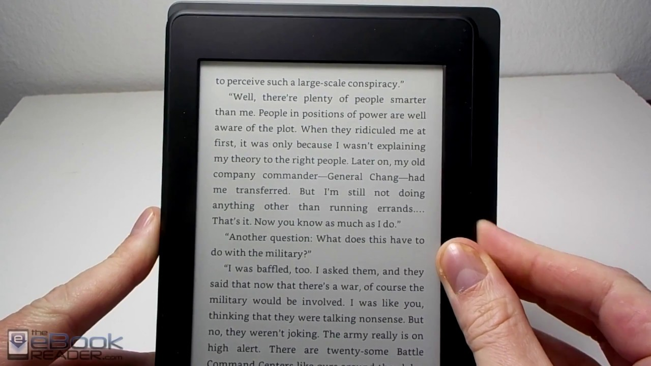 kobo aura h2o review pdf