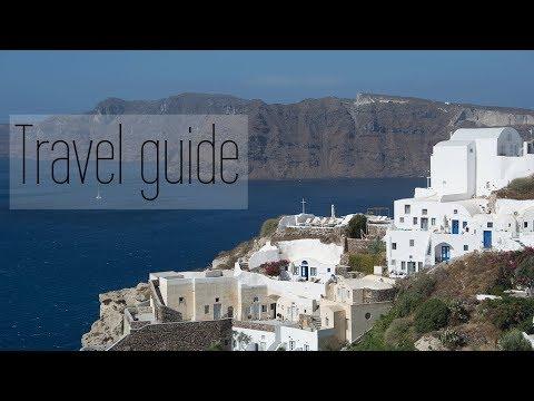 Santorini, Greece - TRAVEL GUIDE
