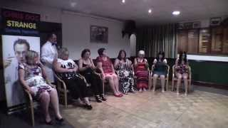 Keswick Ladies Only Crazy Comedy Hypnotist Show - Warning Adults Only