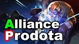 New Alliance vs Prodota - Mega Game! - LootBet Invitational DOTA 2