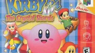 Kirby 64: The Crystal Shards - Unused Track