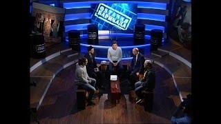ОСТАННЯ БАРИКАДА 30 (17.11.2015) Фагот, Р.Чайка, С. Ісмагілов, І.Осташ, В. Пономарьов