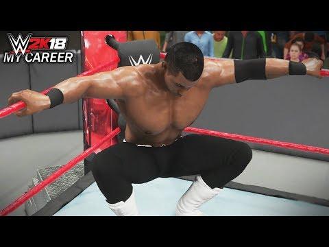 "WWE 2K18 My Career Mode - Ep 5 - ""MONDAY NIGHT RAW DEBUT!!"" [WWE 2K18 MyCareer Part 5]"