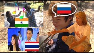 Воспоминания о Тайланде 2015. Тайские сериалы, русскоговорящий погонщик и съемки индийского кино!