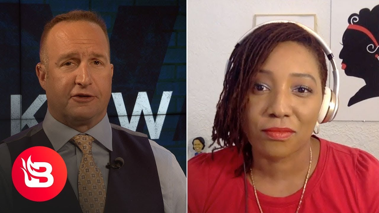 Stacy Washington: 'This Is the WORST Time in America to Sell Reparations' I Wilkow