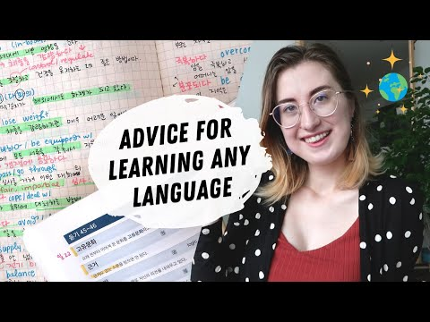 Language learning tips for beginner & intermediate learners 🌍