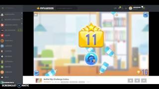 ¡¡ Epico !!- Bottle flip challenge online