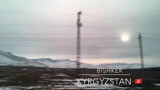 Panchhi Sur Mein Gate Hain whatsapp status | Sirf Tum | Snow ❄️ | Bishkek | Kyrgyzstan |