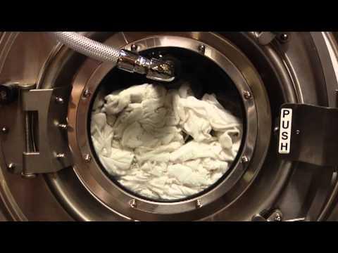 washer extractor vs washing machine