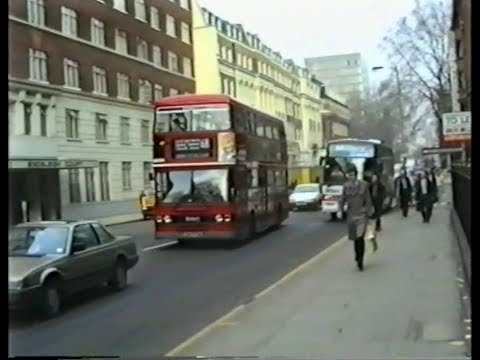 Road trip to London & Liverpool - England (1991) The Beatles / Voyage à Londres & Liverpool