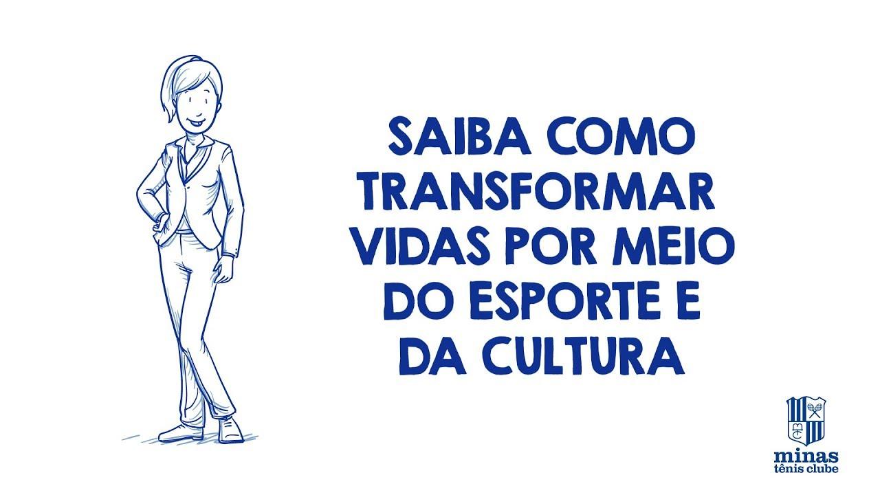 Saiba como transformar vidas por meio do esporte e cultura | Minas Tênis Clube